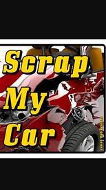 SCRAP MY CAR OR VAN FOR INSTANT CASH TODAY