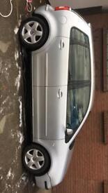 2003 Volkswagen Polo, silver, 1.4L 5dr, manual