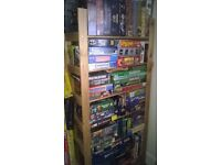 Massive Lot of Board Games (about 80 in total)