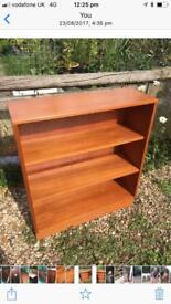 G Plan Teak book shelf