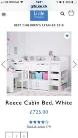 Mid sleeper bed from GLTC