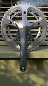 Shimano Dura-Ace part chain set