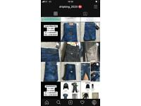 Jeans dsquared Ralph Lauren stone island moncler Armani ea7 gucci Fendi hoodie dsquared Nike cp