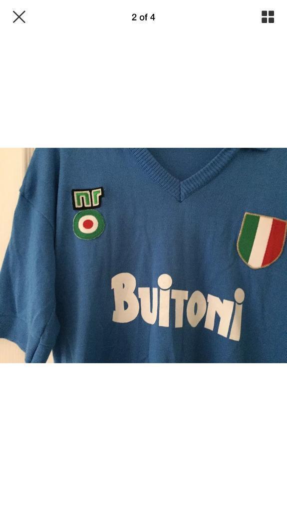 Maradona shirt
