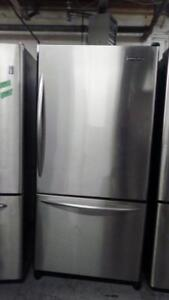 136-  Réfrigérateur Frigo KITCHEN AID 33 Refrigerator Fridge