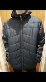 The north face reversible puffer coat