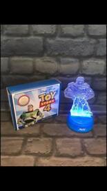 Toy story led lights