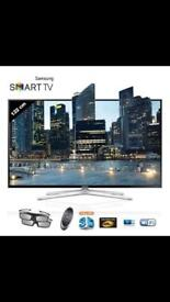 "Samsung 48"" active 3D smart tv Samsung UE48H6400"