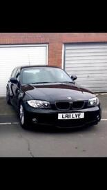 2011 BMW 118D M-SPORT AUTOMATIC – 5 DOORS, DIESEL, LONG MOT, ALLOYS, EXCELLENT CONDITION