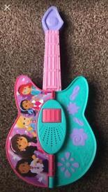 Dora the explorer guitar