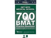 Bmat medical school entry book