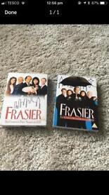 Frasier DVD's