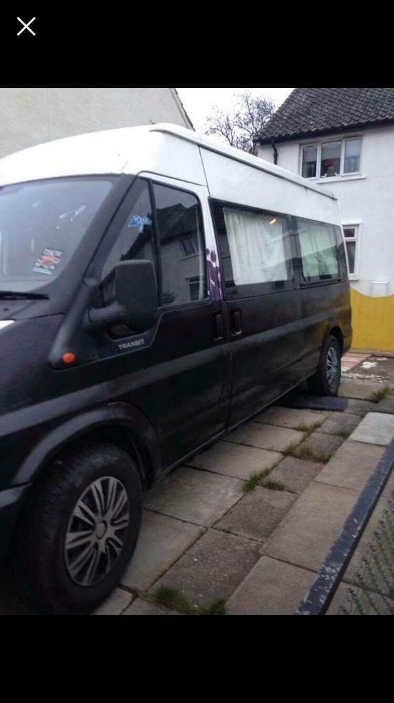 Camper converted Ford Transit | in Leith, Edinburgh | Gumtree