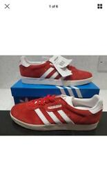 BNWBT Adidas gazelle super uk size 10