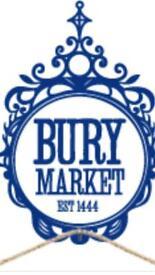 Bury Indoor market unit for sale