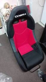 Cobra clubman bucket seats