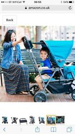 Double buggy Joovy Caboose