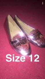 Kids shoes size 13