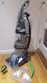Vax V-125A Dual V Upright Carpet & Hard Floor Clenaer/Washer RRP:£399.99