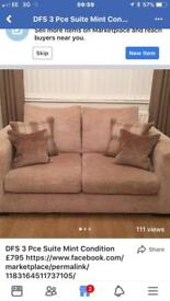 Dfs 3 seater or 2 seater sofa