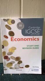 IGCSE Economics Revision book