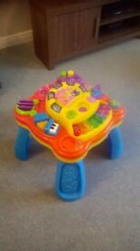 Child's Musical Table