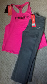 GYMSHARK BUNDLE NEW WITH TAGS