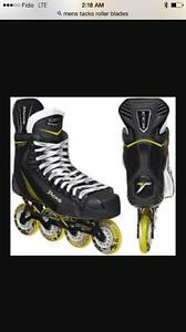 Brand new tacks 6052 Roller blades