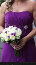 2 x absolutely gorgeous Hillary Morgan bridesmaids dresses for sale