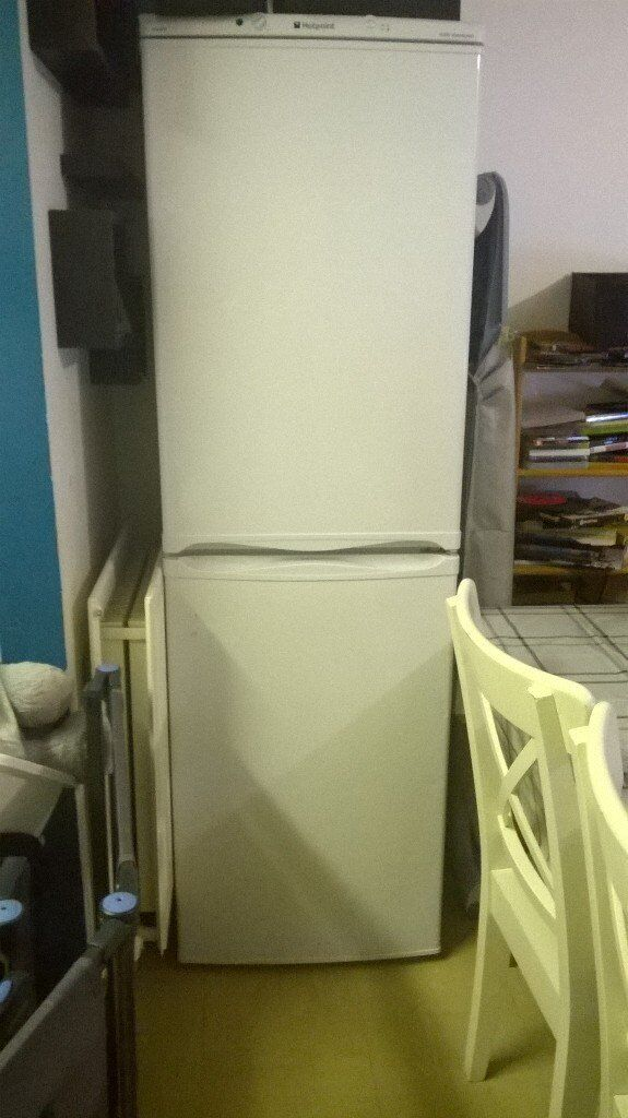 used hotpoint fridge freezer