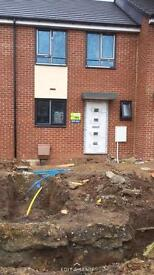 2 Bed house ready to rent March 2017