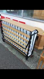 Small double folding bed only £55ono