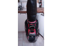 Well Used Motocaddy Pro Series Cart Bag