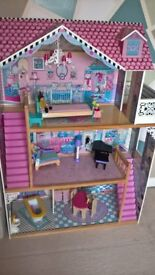 ElC dolls mansion