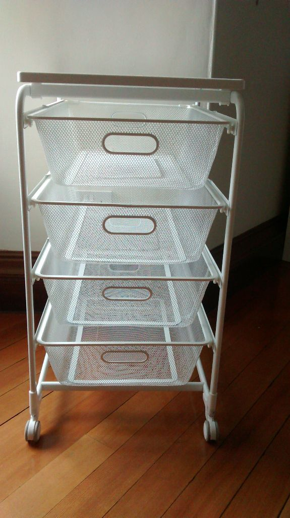 Algot System Basket And Frame Storage In Dowanhill
