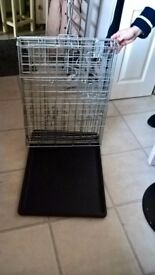 Small dog cage for sale