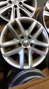 """VW Golf Jetta 16""""/17"""" /// /// 17"""" VW CC / Passat ///  /// 16""""/18"""" VW Tiguan /// 18"""" Touareg  OEM alloy rims 5 x 112"""