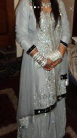 Pakistani/Indian/asian wedding outfit