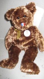 Ty Beanie FIFA 2002 Bears x 13
