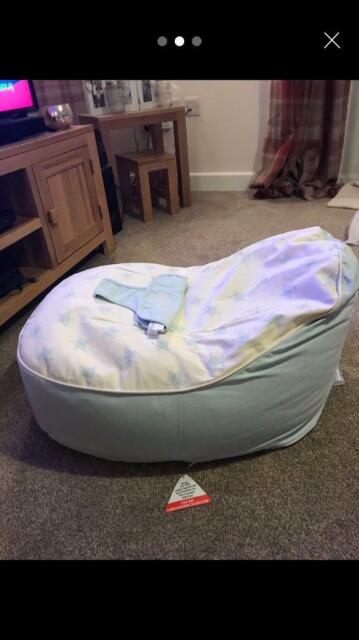 Terrific Baby Bambino Bean Bag In Corby Northamptonshire Gumtree Machost Co Dining Chair Design Ideas Machostcouk