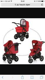 Hauck viper travel system
