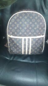 Louis Vuitton rucksack for sale no time wasters