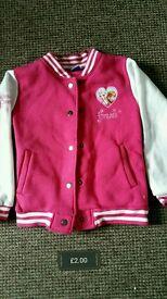 Frozen jacket 8-9 yrs