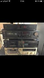Stack Stereo Players