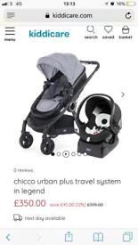 Chico urban travel system