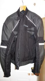Gent's Weiss Motorcycle Jacket