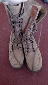 North Face Warm Boots, Never Worn Size 7