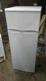 169. Hotpoint fridge freezer £70