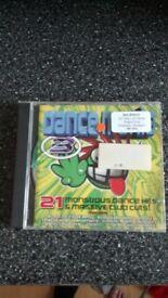 VARIOUS ARTISTS – DANCE MANIA 3 – CD