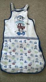 0-6 months sleeping bag £5
